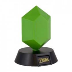Paladone Legend of Zelda Green Rupee 3D Multi-colour Light