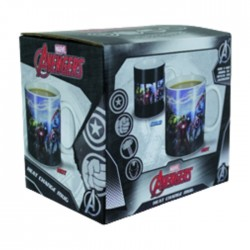 Paladone Marvel Avengers Heat Changing Mug Price in Kuwait | Buy Online – Xcite