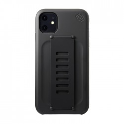 Grip2u Slim iPhone 11 Case - Charcoal