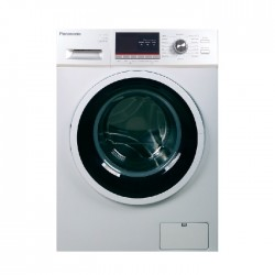 Panasonic 7KG Front Load Washing machine (NA-127MB2LAS) - Silver