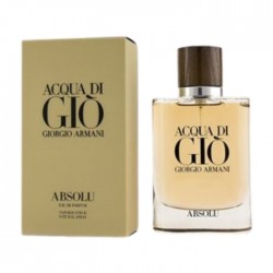 Acqua Di Gio Amani Absolu by Giorgio Armani for Men Eau de Parfum 75ML.