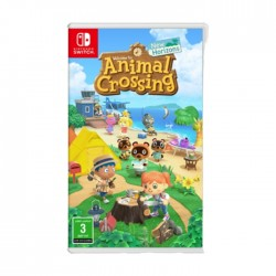 Animal Crossing: New Horizons - Nintendo Switch Game Price in KSA | Buy Online – Xcite
