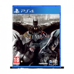 Batman Arkham Collection - PlayStation 4 Game Price in Kuwait | Buy Online – Xcite