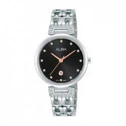 Alba 30mm Analog Ladies Metal Fashion Watch (AH7U91X1)