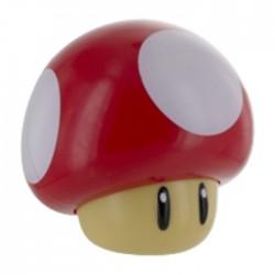 Paladone Super Mario Mushroom Light with Classic Game Sound