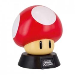 Paladone Super Mario Mushroom 3D Light Price in Kuwait | Buy Online – Xcite