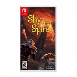 Slay the Spire - Nintendo Switch Game Price in Kuwait | Buy Online – Xcite