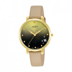Alba 32mm Analog Ladies Leather Fashion Watch (AH8700X1)