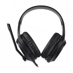 Sades C-Power Wired Gamind Headset - Black/Blue (SA-716)