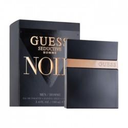Seductive Homme Noir by Guess for Men Eau de Toilette 100ML.
