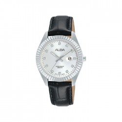 Alba 32mm Analog Ladies Leather Casual Watch - AH7T57X1
