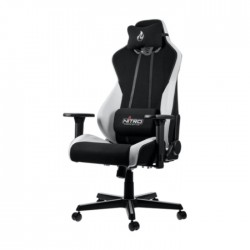 Nitro Concept S300 Gaming Chair  - Radiant White