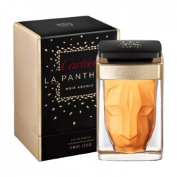 La Panthere Noir by Cartier for Women 75ML. Eau de Parfum