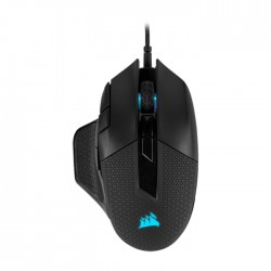 Corsair NightsWord RGB Tunable FPS/MOBA Gaming Mouse  in Kuwait | Buy Online – Xcite