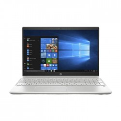 HP Pavilion Intel Core i7 - Geforce GTX1050 - Ram 16GB - SSD 512GB - 15.6-Inch Laptop - Silver (15-CS1005NE)