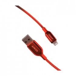 Anker PowerLine+ III lightning USB Cable 0.9m - Red