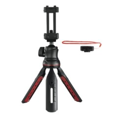 Hama Solid II 21B Table Tripod with BRS2 Bluetooth Remote Trigger in Kuwait   Buy Online – Xcite