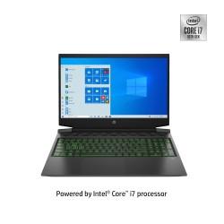 "HP Pavilion Gaming Laptop 16-a0012ne, 16.1"" FHD, 10th Gen Intel® Core™ i7 processor, 16 GB RAM 1 TB + 256 GB SSD, NVIDIA GeForce GTX 1660 Ti Max-Q,  Windows 10 Home"