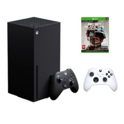 Xbox Series X 1TB Console Bundle with controller and COD Game in Kuwait | Buy Online – Xcite