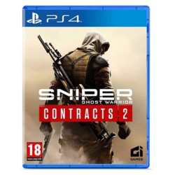 Sniper Ghost Warrior Contracts 2 PS4 in Kuwait | Buy Online – Xcite
