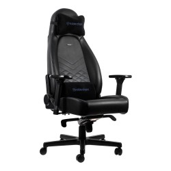 Noblechairs Icon Blue Gaming Chair in Kuwait | Buy Online – Xcite