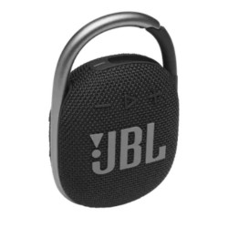 JBL Clip 4 Portable Wireless Black Speaker in Kuwait | Buy Online – Xcite