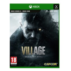 Resident Evil: Village Xbox Series X Game in Kuwait | Buy Online – Xcite