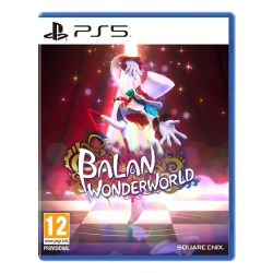 Balan Wonderworld PS5 Game in Kuwait | Buy Online – Xcite