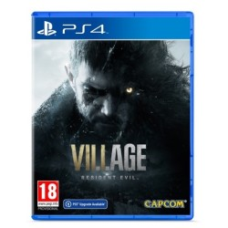 Resident Evil: Village PS4 Game in Kuwait | Buy Online – Xcite