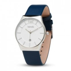 Borelli 30mm Gent's Leather Analog Watch - (20050048)