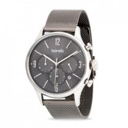 Borelli 42mm Gent's Metal Chronograph Watch - (20053452)