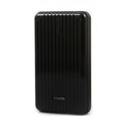Imuto H5S 16750 mAh Portable Power Bank - Black