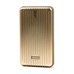Imuto H5S 16750 mAh Portable Power Bank - Gold