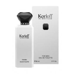 In White Korloff For Men 88 ML Eau de Toilette