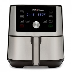 Instant Pot Vortex Plus Air Fryer silver black panel lcd buy in xcite kuwait