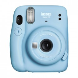 Fujifilm Instax Mini 11 with Accessories Bundle - Blue