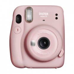 Buy Fujifilm Instax Mini 11 Instant Film Pink Camera at the best price in Kuwait. Shop online and get an instant camera with free shipping from Xcite Kuwait.