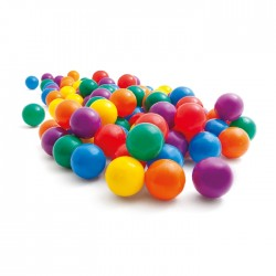 Intex Fun Ballz - Multicolor in Kuwait | Xcite Alghanim