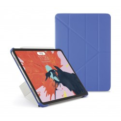 Pipetto Origami Folding Case and Stand for Apple iPad Pro 11-inch 2018 - Blue