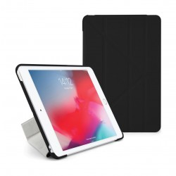 Pipetto Origami Folding Case and Stand for Apple iPad Mini 5 2019 - Black