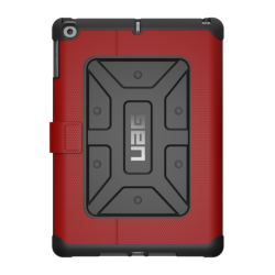 UAG Metropolis Case For Ipad 2017 9.7-inch (IPD17-E-MG) - Magma