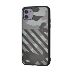 EQ iPhone 11 Candy Silicone Print Back Case - A