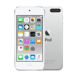 Apple iPod Touch 32GB 6th Gen - Silver MKHX2LL/A