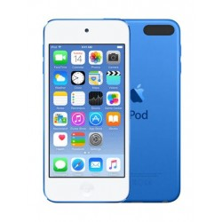 Apple iPod Touch 32GB 6th Gen - Blue MKHV2LL/A