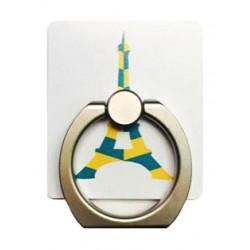 iRing Universal Masstige Ring Holder for Smartphones - Eiffel Tower