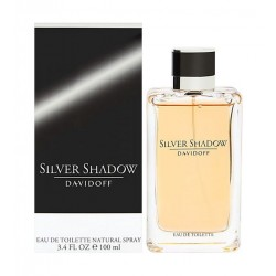 Silver Shadow by Davidoff for Men 100 mL Eau de Toilette