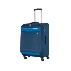 American Tourister Jackson 57CM Spinner Soft Luggage (FP6X01901) - Blue