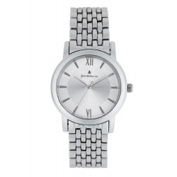 Jean Bellecour 34mm Quartz Analog Unisex Metal Watch - JB1031