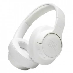 JBL TUNE 700BT Wireless Over-Ear Headphones White Lightweight and foldable