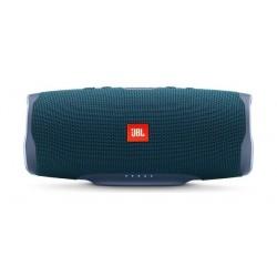JBL Charge 4 Waterproof Portable Bluetooth Speaker - Blue